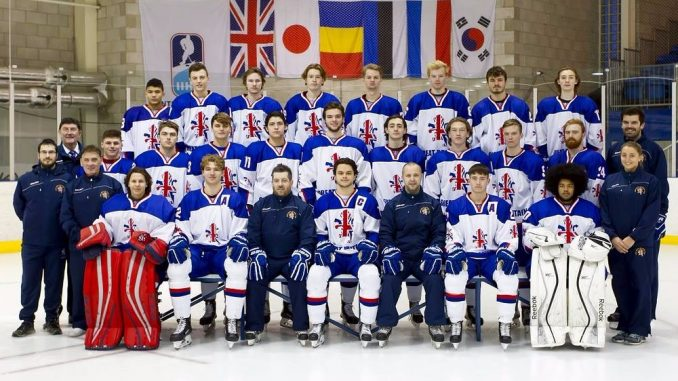 Great Britain U20 remain top of the World Championship (Division 2A) table  after an 8-1 victory over Netherlands at Dumfries Ice Bowl on Wednesday. b0921cead