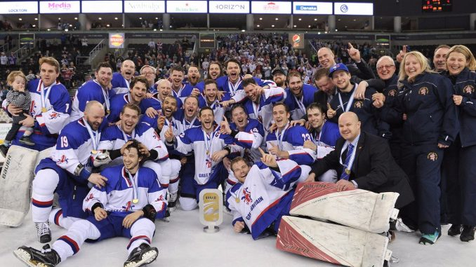 The fixtures for Great Britain s 2018 IIHF World Championship (Division 1A)  campaign in Budapest a475077fc