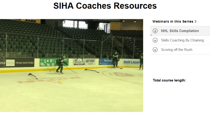 coaches webinars